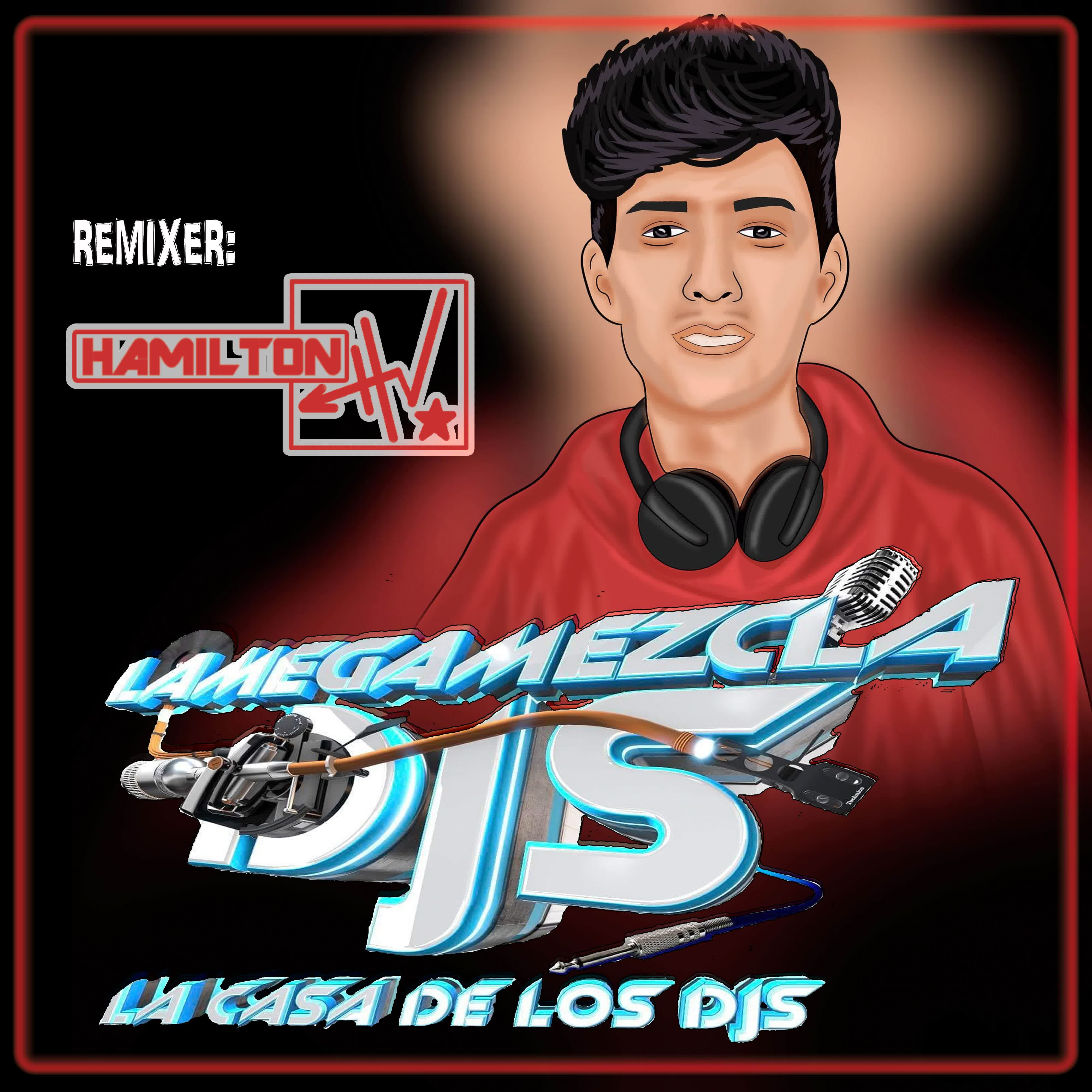 Burn It Up - Wisin & Yandel FT. R Kelly [reggaeton old school](extended 96 BPM)Hamilton HV - www.lamegamezcladjs.com.mp3